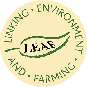 Linking Environment and Farming Logo